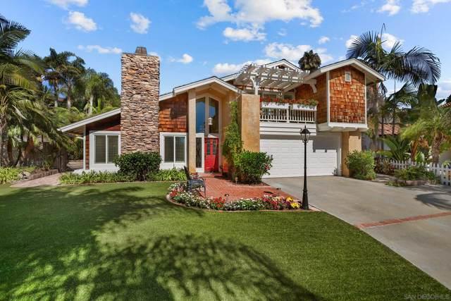 6507 Avenida Del Paraiso, Carlsbad, CA 92009 (#210026965) :: Team Forss Realty Group