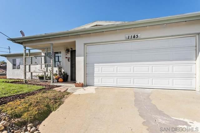 1143 Hackamore Road, Vista, CA 92083 (#210026968) :: Wannebo Real Estate Group