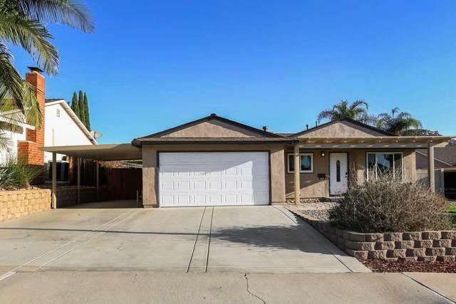 10136 White Pine Ln, Santee, CA 92071 (#210026969) :: Neuman & Neuman Real Estate Inc.
