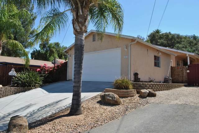 12817 Julian Ave, Lakeside, CA 92040 (#210026972) :: Neuman & Neuman Real Estate Inc.