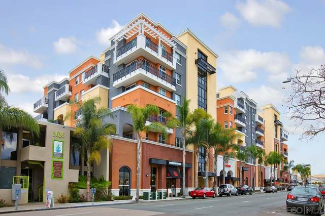 3650 5Th Ave #202, San Diego, CA 92103 (#210027001) :: Keller Williams - Triolo Realty Group