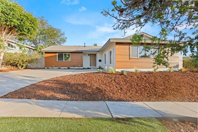 4801 Diane Ave, San Diego, CA 92117 (#210027016) :: Keller Williams - Triolo Realty Group