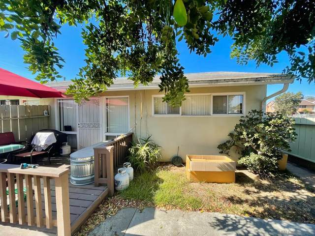 4440-42 Clairemont Dr, San Diego, CA 92117 (#210027025) :: Keller Williams - Triolo Realty Group