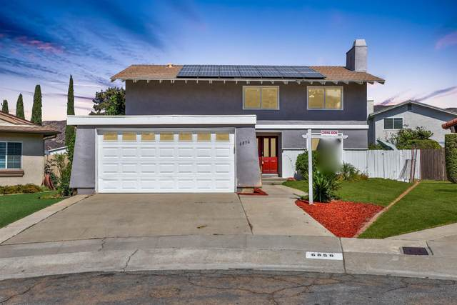 6856 Deerrun Pl, San Diego, CA 92120 (#210027027) :: Rubino Real Estate