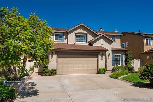 13246 Morning Glory Dr, Lakeside, CA 92040 (#210027032) :: Neuman & Neuman Real Estate Inc.