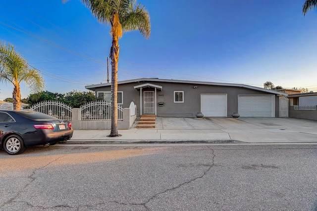 3645 Pocahontas Ct, San Diego, CA 92117 (#210027094) :: Neuman & Neuman Real Estate Inc.