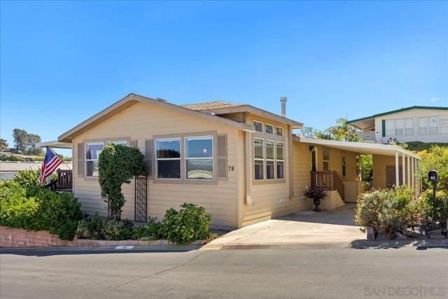 1175 La Moree Rd Spc 79, San Marcos, CA 92078 (#210027111) :: Zember Realty Group