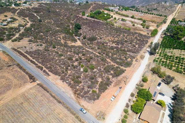 5.83 acres on Sunset Rd ., Valley Center, CA 92082 (#210027121) :: Team Forss Realty Group