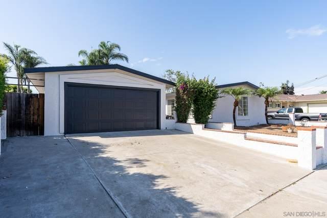 4478 Mount Herbert Ave, San Diego, CA 92117 (#210027134) :: Neuman & Neuman Real Estate Inc.
