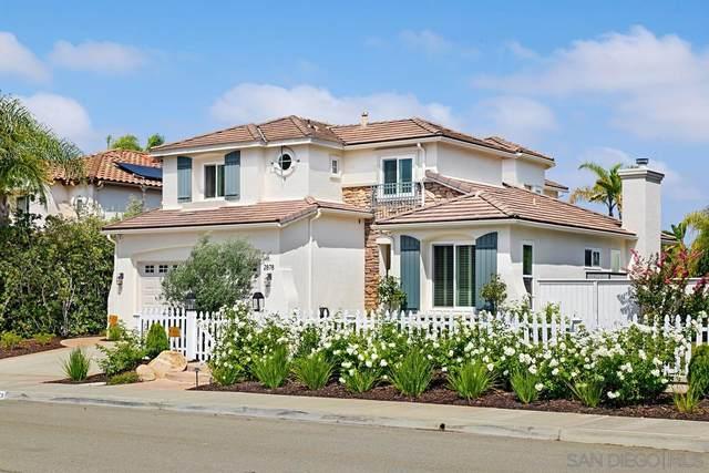 2878 Avenida Cereza, Carlsbad, CA 92009 (#210027175) :: Team Forss Realty Group