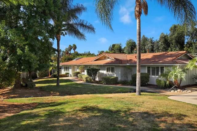 3164 Via Solana, Escondido, CA 92029 (#210027184) :: Neuman & Neuman Real Estate Inc.