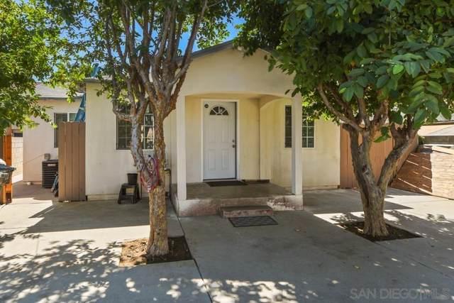 235 Clark St, Escondido, CA 92025 (#210027192) :: Neuman & Neuman Real Estate Inc.
