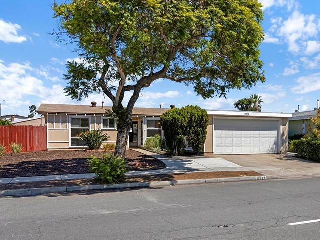 8874 Gramercy Drive, San Diego, CA 92123 (#210027208) :: Team Forss Realty Group