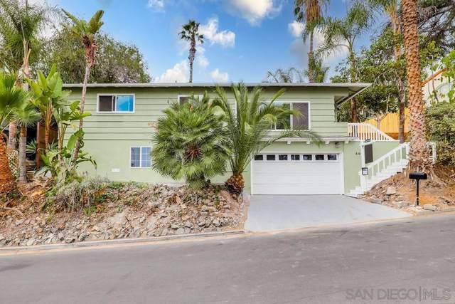 4444 Beverly Dr, La Mesa, CA 91941 (#210027215) :: Neuman & Neuman Real Estate Inc.