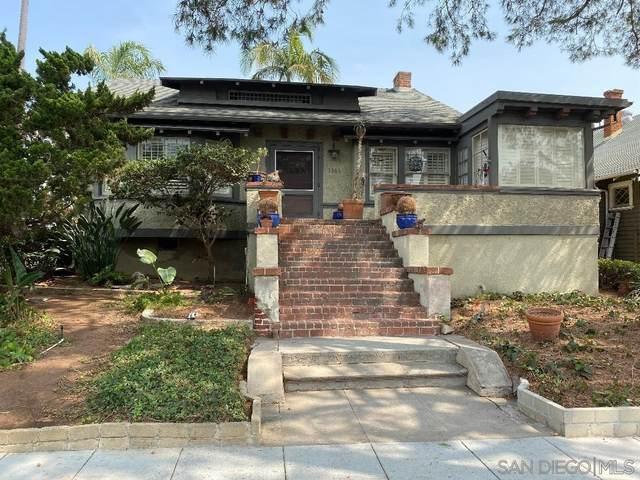 3365 Front Street, San Diego, CA 92103 (#210027229) :: The Todd Team Realtors