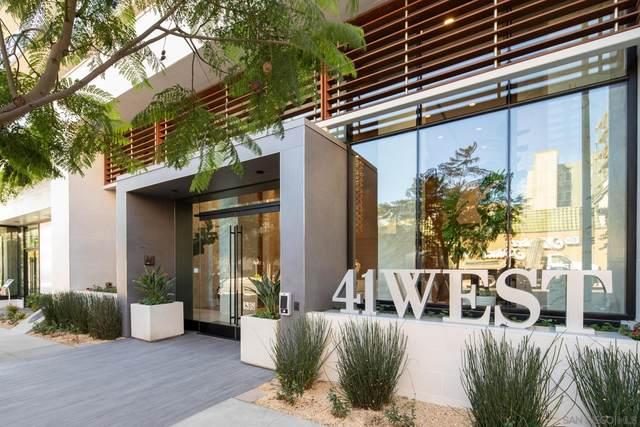 2604 5th Ave #601, San Diego, CA 92103 (#210027252) :: Dannecker & Associates