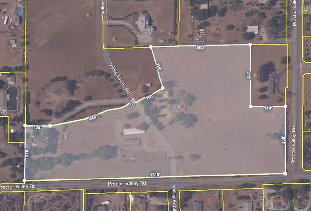 13736 Proctor Valley Road, Jamul, CA 91935 (#210027253) :: Neuman & Neuman Real Estate Inc.