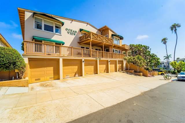 315-29 Prospect Street, La Jolla, CA 92037 (#210027284) :: The Todd Team Realtors