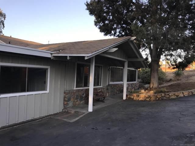 1546 Vista Del Valle Blvd, El Cajon, CA 92019 (#210027285) :: The Todd Team Realtors