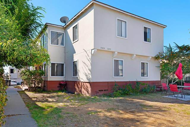 1065-71 Turquoise, San Diego, CA 92109 (#210027324) :: Zember Realty Group