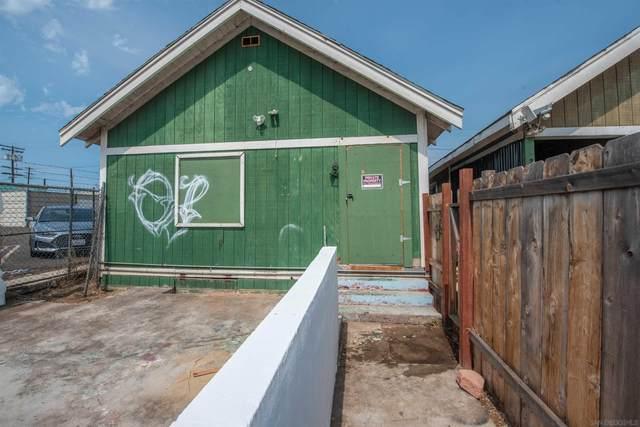 2674 Main St, San Diego, CA 92113 (#210027338) :: Neuman & Neuman Real Estate Inc.