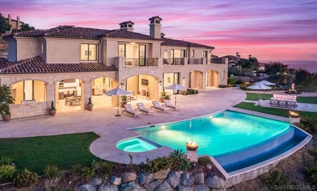 7670 Camino De Arriba, Rancho Santa Fe, CA 92067 (#210027342) :: Neuman & Neuman Real Estate Inc.