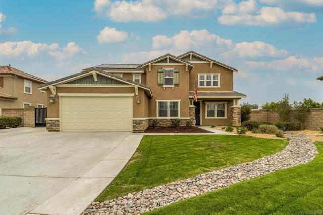 37174 Whispering Hills Drive, Murrieta, CA 92563 (#210027343) :: Neuman & Neuman Real Estate Inc.