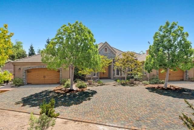 15125 Saddlebrook Ln, Poway, CA 92064 (#210027352) :: Neuman & Neuman Real Estate Inc.