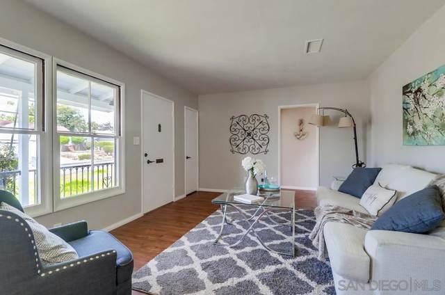 3855 Capitol St, La Mesa, CA 91941 (#210027361) :: Neuman & Neuman Real Estate Inc.