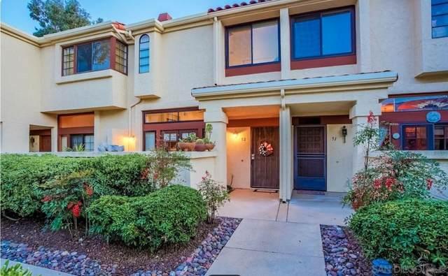 5715 Baltimore Drive #52, La Mesa, CA 91942 (#210027369) :: Windermere Homes & Estates