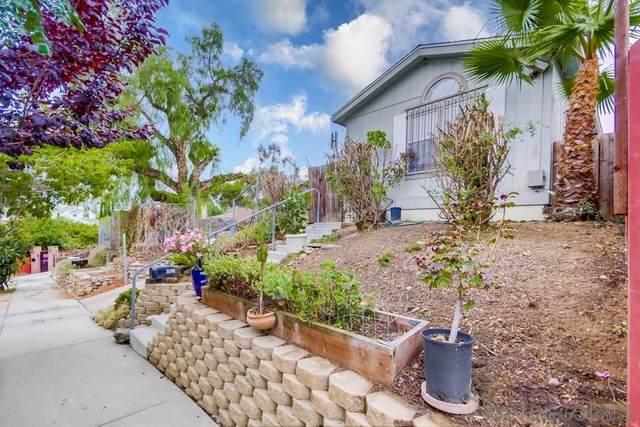3196 Van Dyke Ave, San Diego, CA 92105 (#210027387) :: Neuman & Neuman Real Estate Inc.