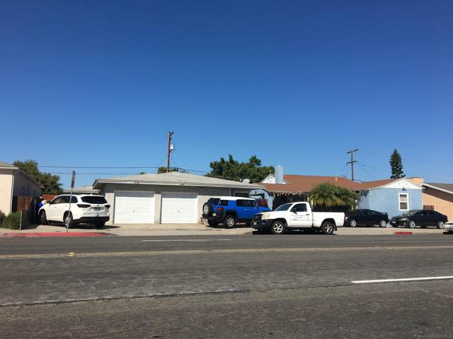 4738-40 College Ave, San Diego, CA 92115 (#210027392) :: PURE Real Estate Group