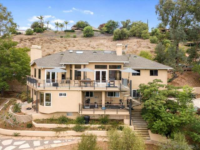 1436 Sierra Linda Dr, Escondido, CA 92025 (#210027588) :: Neuman & Neuman Real Estate Inc.