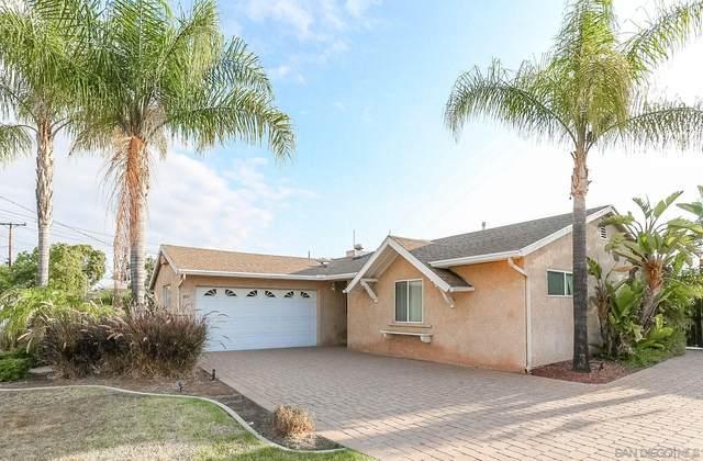 891 Salina St, El Cajon, CA 92020 (#210027590) :: Neuman & Neuman Real Estate Inc.