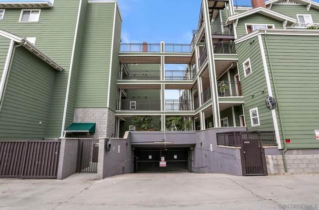 3819 1St Ave #105, San Diego, CA 92103 (#210027620) :: Windermere Homes & Estates