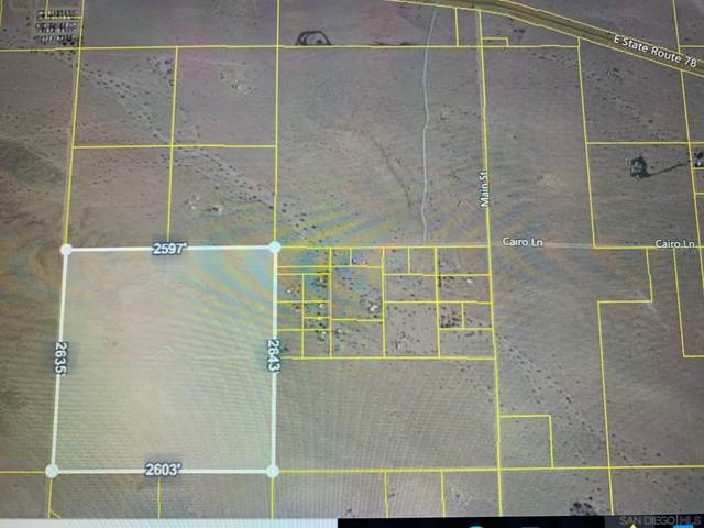 Highway 78 #12, Borrego Springs, CA 92004 (#210027685) :: Neuman & Neuman Real Estate Inc.