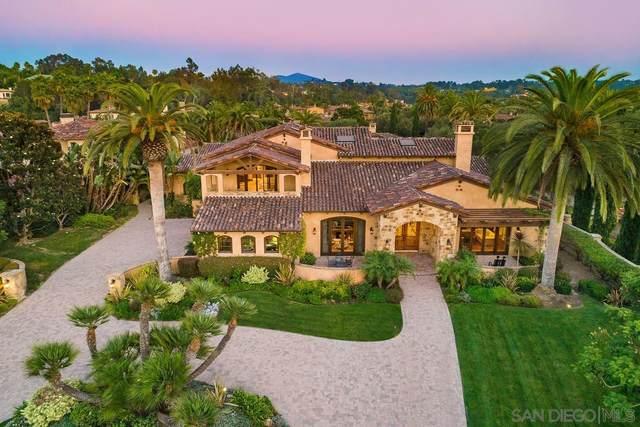 15839 The River Trail, Rancho Santa Fe, CA 92067 (#210027694) :: Neuman & Neuman Real Estate Inc.