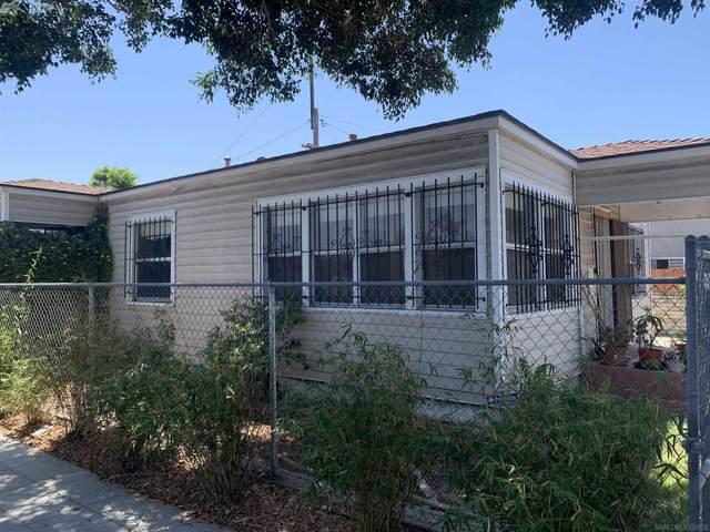 3569 Orange Ave, San Diego, CA 92104 (#210027720) :: Keller Williams - Triolo Realty Group