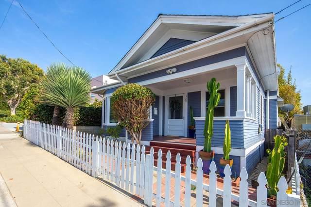 1329 W. Spruce Street, San Diego, CA 92103 (#210027735) :: Dannecker & Associates