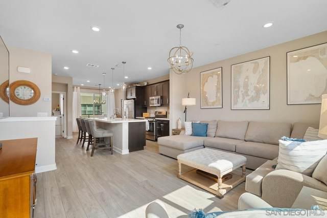 1812 Mint Ter Unit 4, Chula Vista, CA 91915 (#210027766) :: Neuman & Neuman Real Estate Inc.