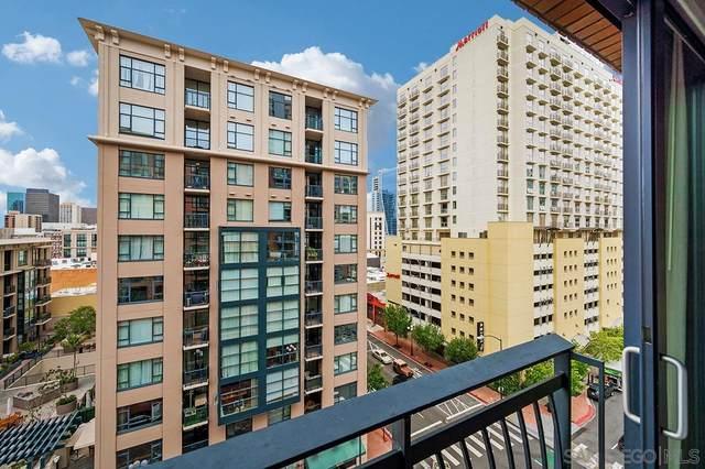 207 5th Avenue #854, San Diego, CA 92101 (#210027851) :: Neuman & Neuman Real Estate Inc.