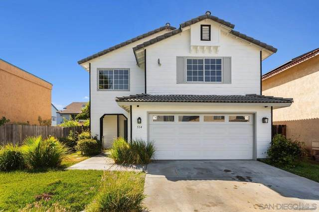 514 Camden Ct, El Cajon, CA 92020 (#210027853) :: Windermere Homes & Estates