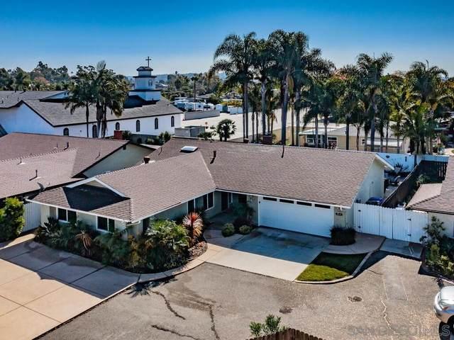 1015 Morse St B, Oceanside, CA 92054 (#210027896) :: Windermere Homes & Estates