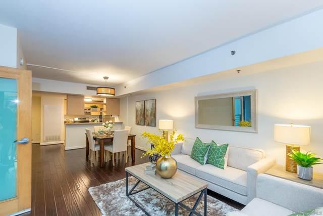 425 W Beech St #303, San Diego, CA 92101 (#210027911) :: Dannecker & Associates
