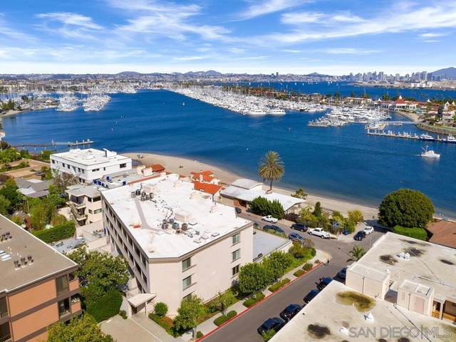404 San Antonio Ave H, San Diego, CA 92106 (#210028037) :: Dannecker & Associates