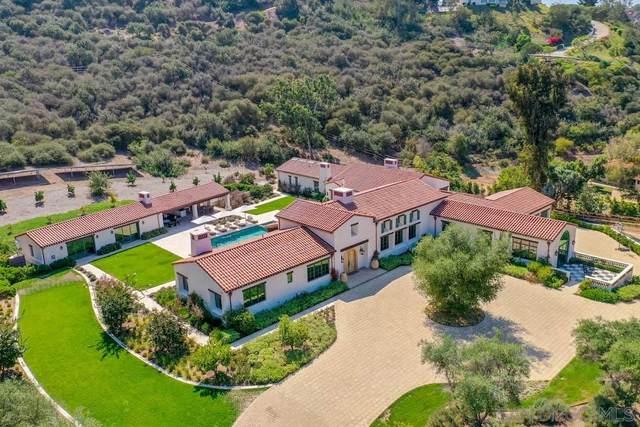 4537 La Orilla, Rancho Santa Fe, CA 92067 (#210028077) :: Neuman & Neuman Real Estate Inc.