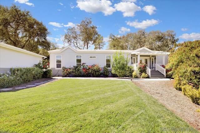 18218 Paradise Mountain Rd #17, Valley Center, CA 92082 (#210028144) :: Neuman & Neuman Real Estate Inc.