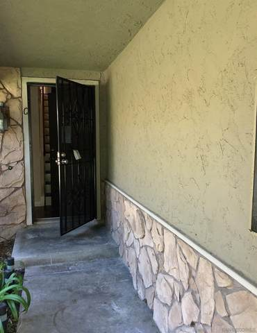 991 Amistad Pl C, El Cajon, CA 92019 (#210028174) :: Windermere Homes & Estates