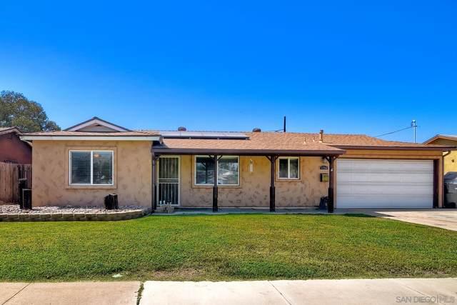 1794 Peppervilla Dr, El Cajon, CA 92021 (#210028190) :: Neuman & Neuman Real Estate Inc.
