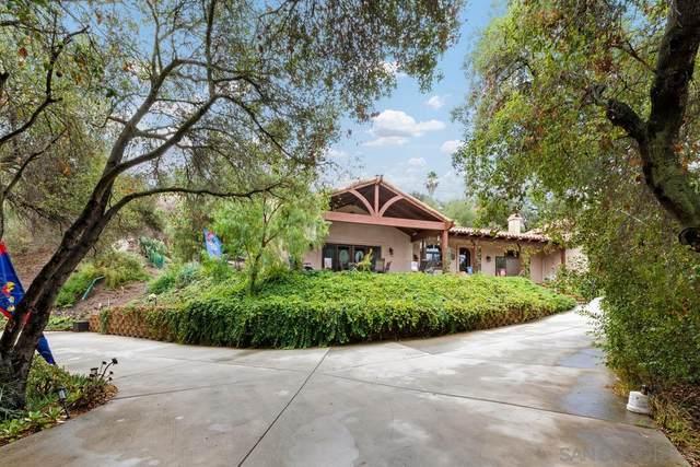 865 Brook Canyon Rd, Escondido, CA 92025 (#210028214) :: Rubino Real Estate